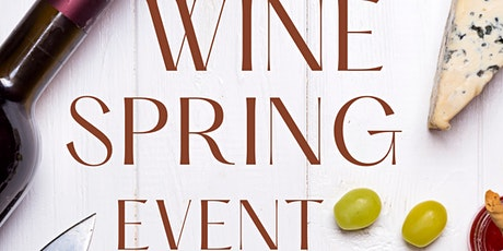 National Wine Day: Spring Wine & Charcuterie Pairing at Southern Charred tickets