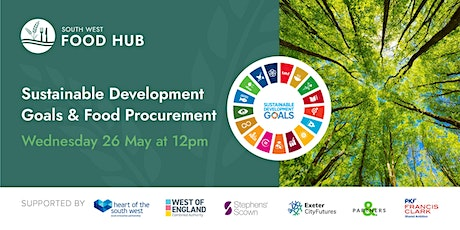Sustainable Development Goals and Food Procurement tickets