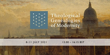 Theological Genealogies of Modernity tickets