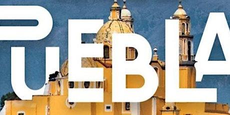 """Conferencia """"Puebla destino turístico"""" entradas"""