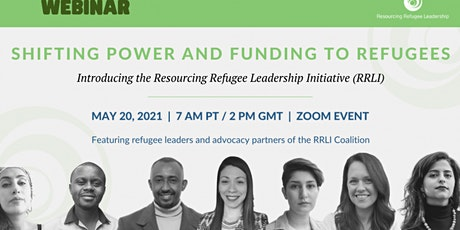 Shifting Power and Funding to Refugees [Online Event] Tickets