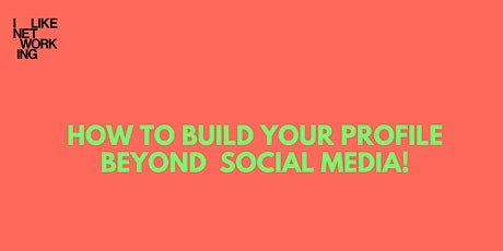 How to build your profile tickets