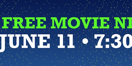 FREE Outdoor Movie Night on June 11th - The Sandlot tickets