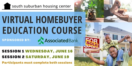 June Virtual Homebuyer Education Course tickets