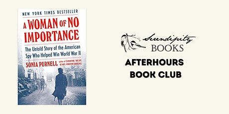 AfterHours book club August meeting tickets