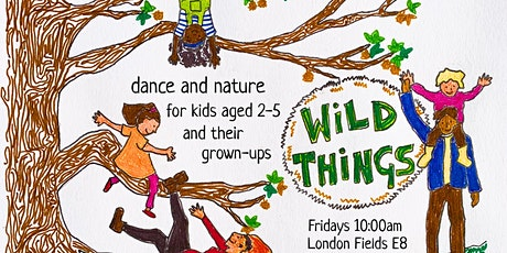 Wild Things - Summer term 2 tickets