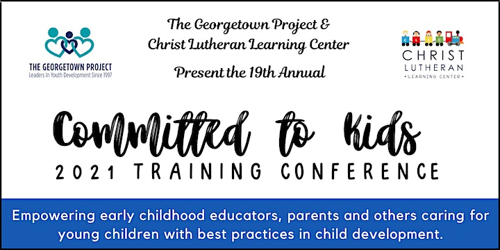 Committed to Kids Training Conference image