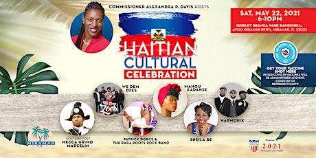 Haitian Cultural Celebration 2021 tickets