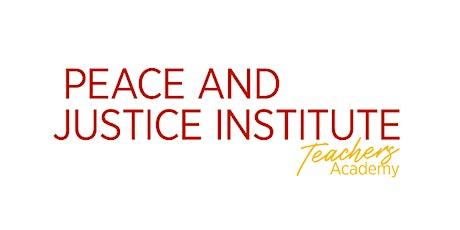 PJI Teachers Academy 2021 Session 3 tickets