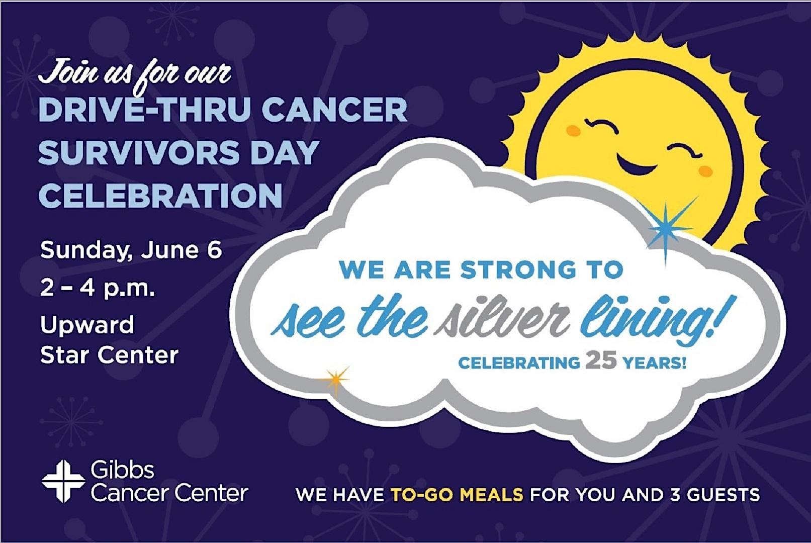 Cancer Survivors Day - Drive-Thru Celebration
