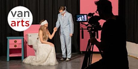 Webinar - Acting for Film & Television at VanArts tickets