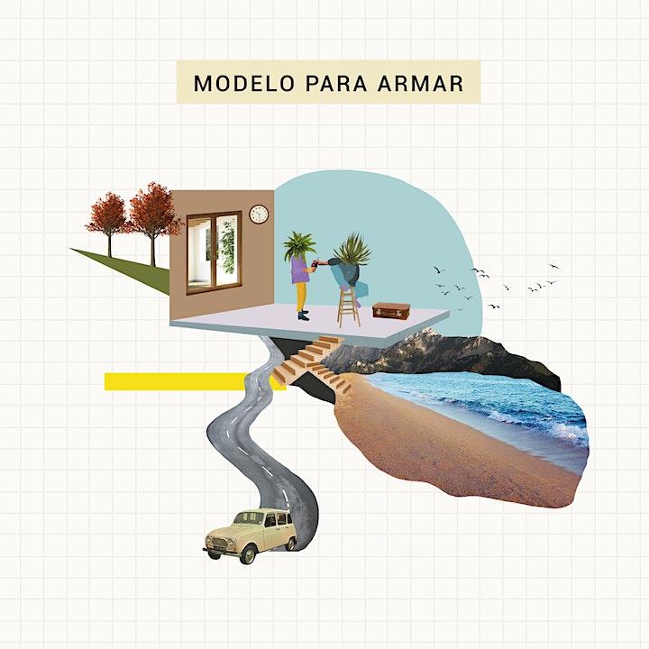 """Imagen de """"MODELO PARA ARMAR"""" Presentación Nuevo Disco"""