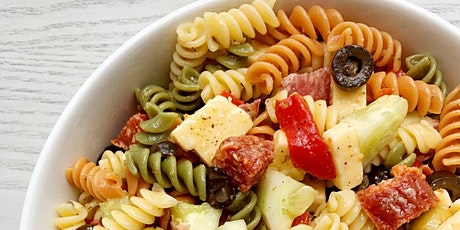 Virtual Kids Cooking Class- Chicken Tenders and Italian Pasta Salad tickets