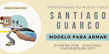 """""""MODELO PARA ARMAR"""" Presentación Nuevo Disco entradas"""