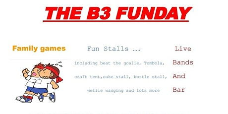 Bledlow Village Hall Fun Day tickets