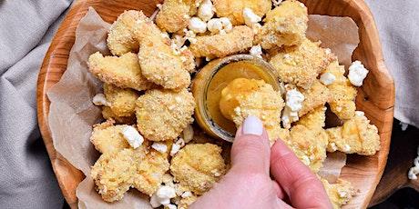Teen Cooking Pop-Up – Finger Foods – Virtual Cooking Class tickets