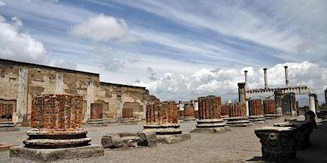 The Art & History of Pompeii tickets