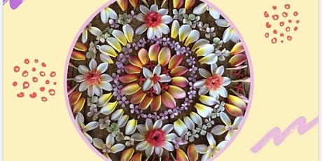 "The Art Healing Workshop ""Mandala of my Inner Strength"" bilhetes"