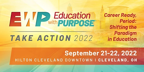 Education with Purpose Take Action Event tickets
