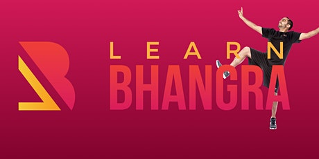 Learn Bhangra Adult Class: In-Person Studio Class tickets