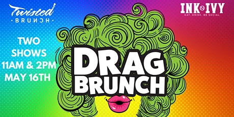 Twisted Drag Brunch tickets