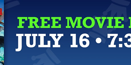 Free Outdoor Movie Night- How To Train A Dragon 2 tickets