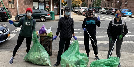 Astoria Sunday Neighborhood Cleanup May 16th tickets