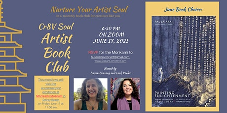Painting Enlightenment - Cr8V Soul Artist Book Club tickets