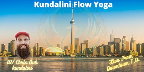 Kundalini Flow Yoga Online From Toronto tickets