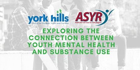 Exploring the Connection Between Youth Mental Health and Substance Use tickets