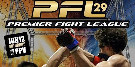 PREMIER FIGHT LEAGUE 29 tickets
