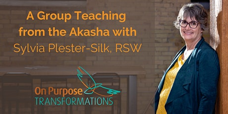 Teaching from the Akasha - Personal Leadership tickets