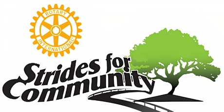 Rotary Strides for Community tickets