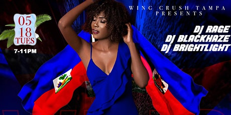 Wing Crush Haitian Flag Day Celebration tickets