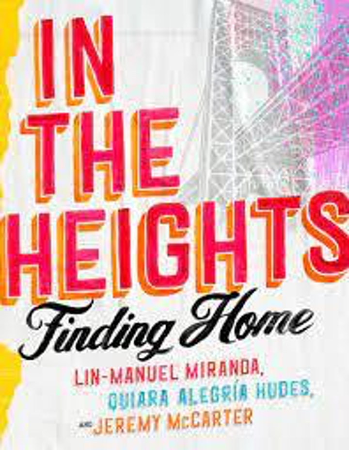 Books in Common NW: IN THE HEIGHTS Book Launch image