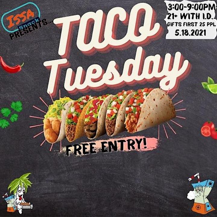 The Original 420 Taco Tuesday image