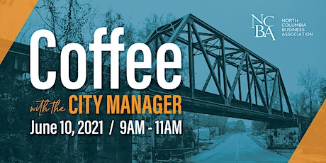 Coffee with the City Manager tickets