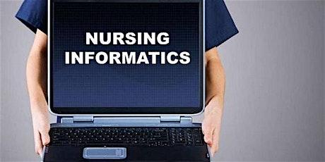 Nursing Informatics Boot Camp tickets