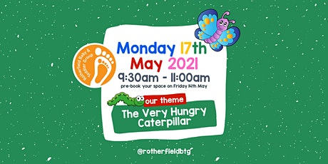 Rotherfield Baby & Toddler Group - Monday 17th May tickets
