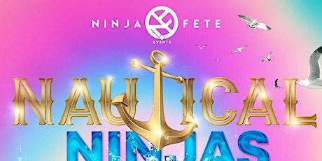 NAUTICAL NINJAS NY tickets