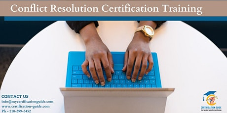 Conflict Management Certification Training in Fresno, CA tickets