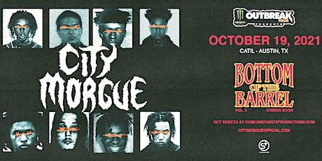 Monster Energy Outbreak Tour Presents: CITY MORGUE tickets