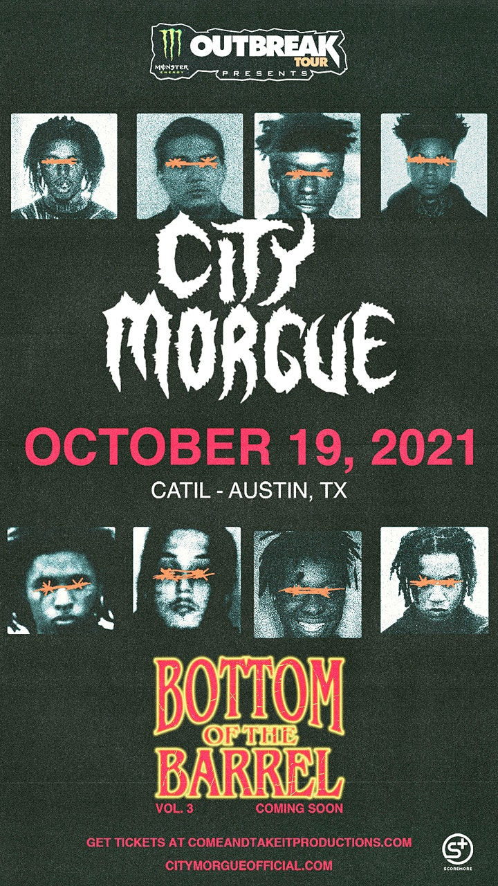 Monster Energy Outbreak Tour Presents: CITY MORGUE image