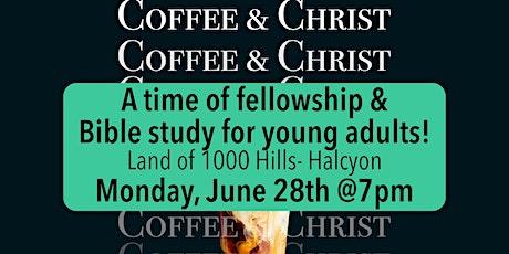 Coffee & Christ tickets