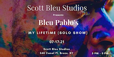 Bleu Pablo: My Lifetime (Solo Show) tickets