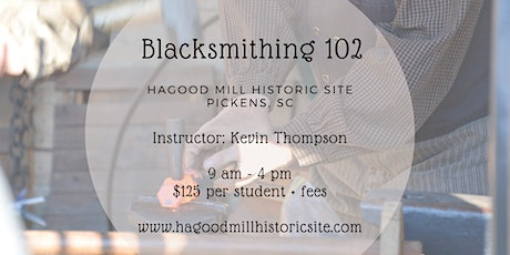 Blacksmithing 102 tickets