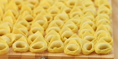 COOKING CLASS: Let's make TORTELLINI (Saturday July 24th at 3pm (ONLINE) tickets