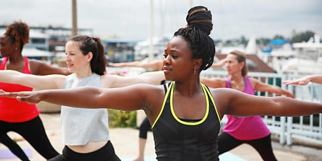 Outdoor Yoga at The Wharf 2021 tickets