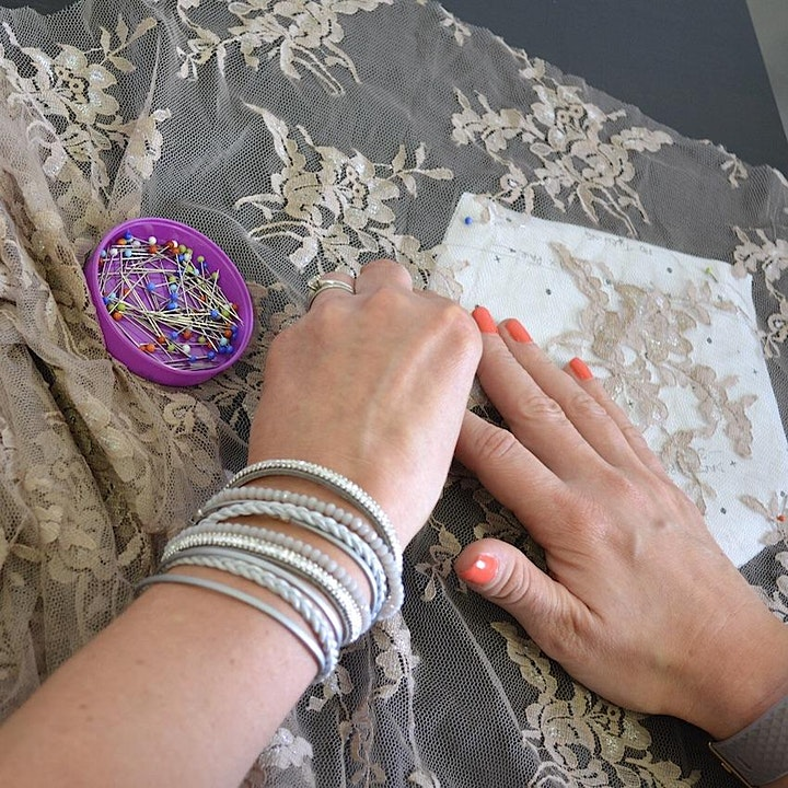 Bralette Sewing Masterclass-London Studio image