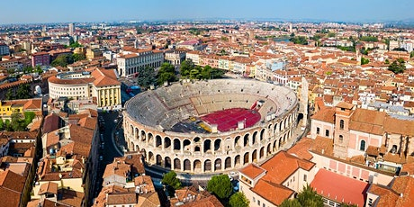 VERONA - ONLINE LIVE TOUR Saturday July 31st at 10am tickets